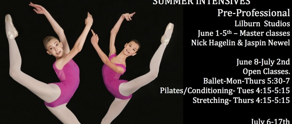 15 summer intensive ad copy